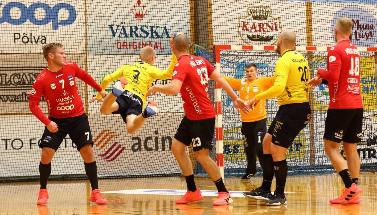 Viljandi HC pole Põlva Servitist jagu saanud juba kolm aastat. Uus võimalus on kolmapäeval Põlvas.