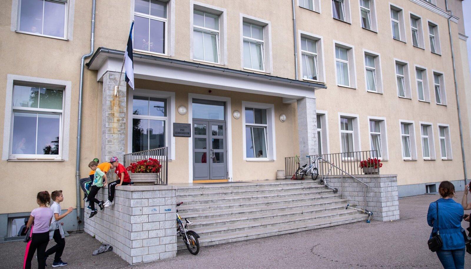 Tallinna Pae Gümnaasium