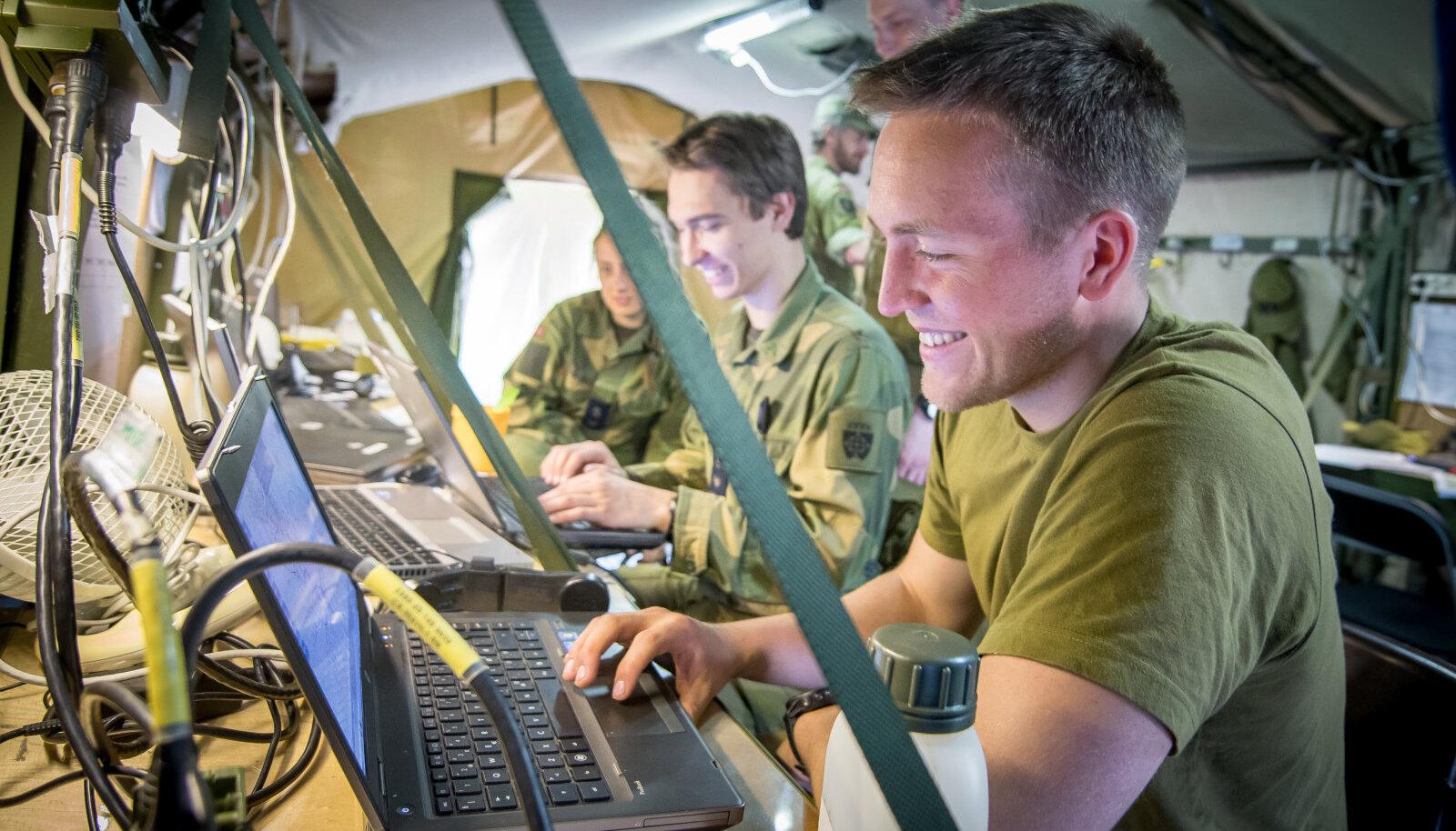 Norra küberkaitsjad