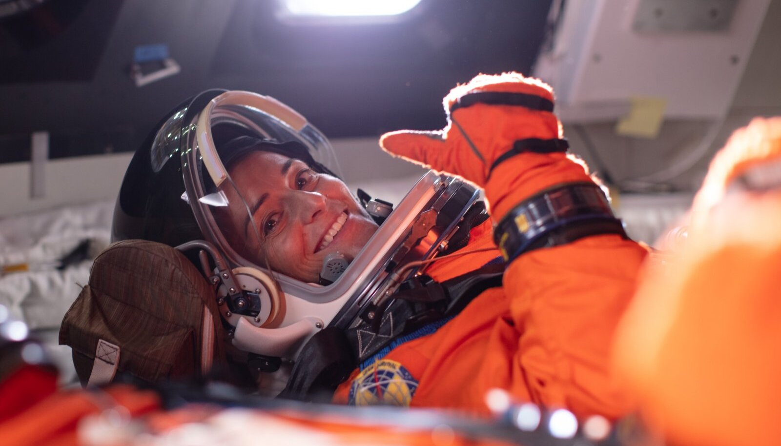 Nicole Manni unistus astuda esimese naisena Kuu pinnale on jõudnud sammukese lähemale.