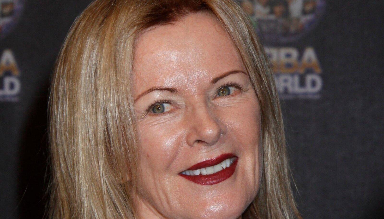NORRA KOLKALINNAST MAAILMA TIPPU Anni-Frid Lyngstadi elu on olnud kirev.
