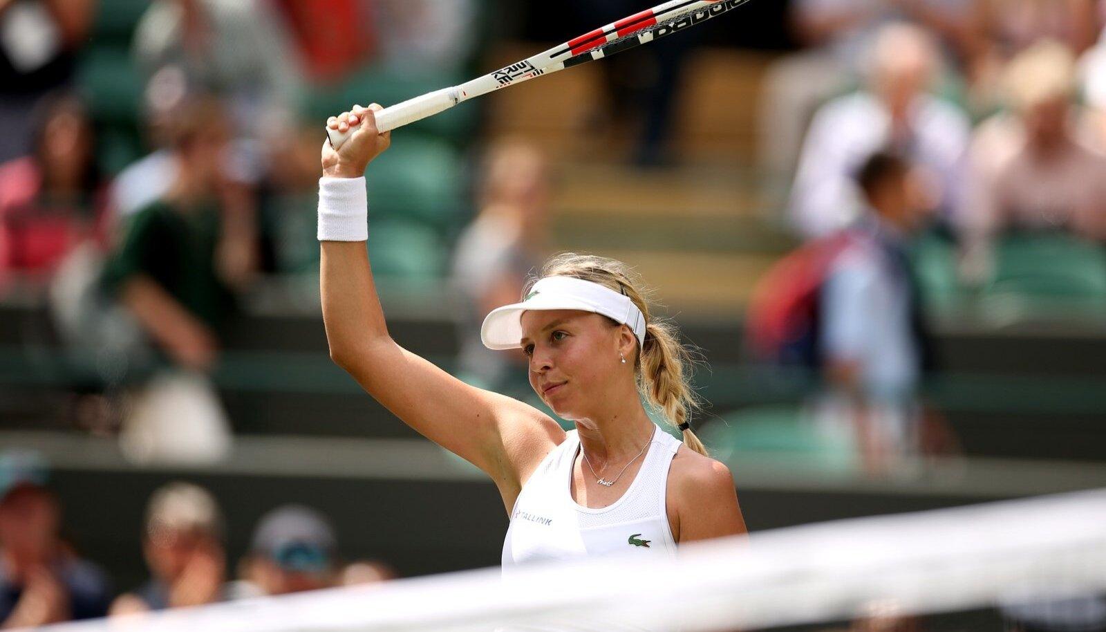 Anett Kontaveit sammus Wimbledonis kolmandat aastat järjest kolmandasse ringi, ent kaugemale pole ta sel turniiril kunagi jõudnud. Kas seekord tuleb isiklik rekord?