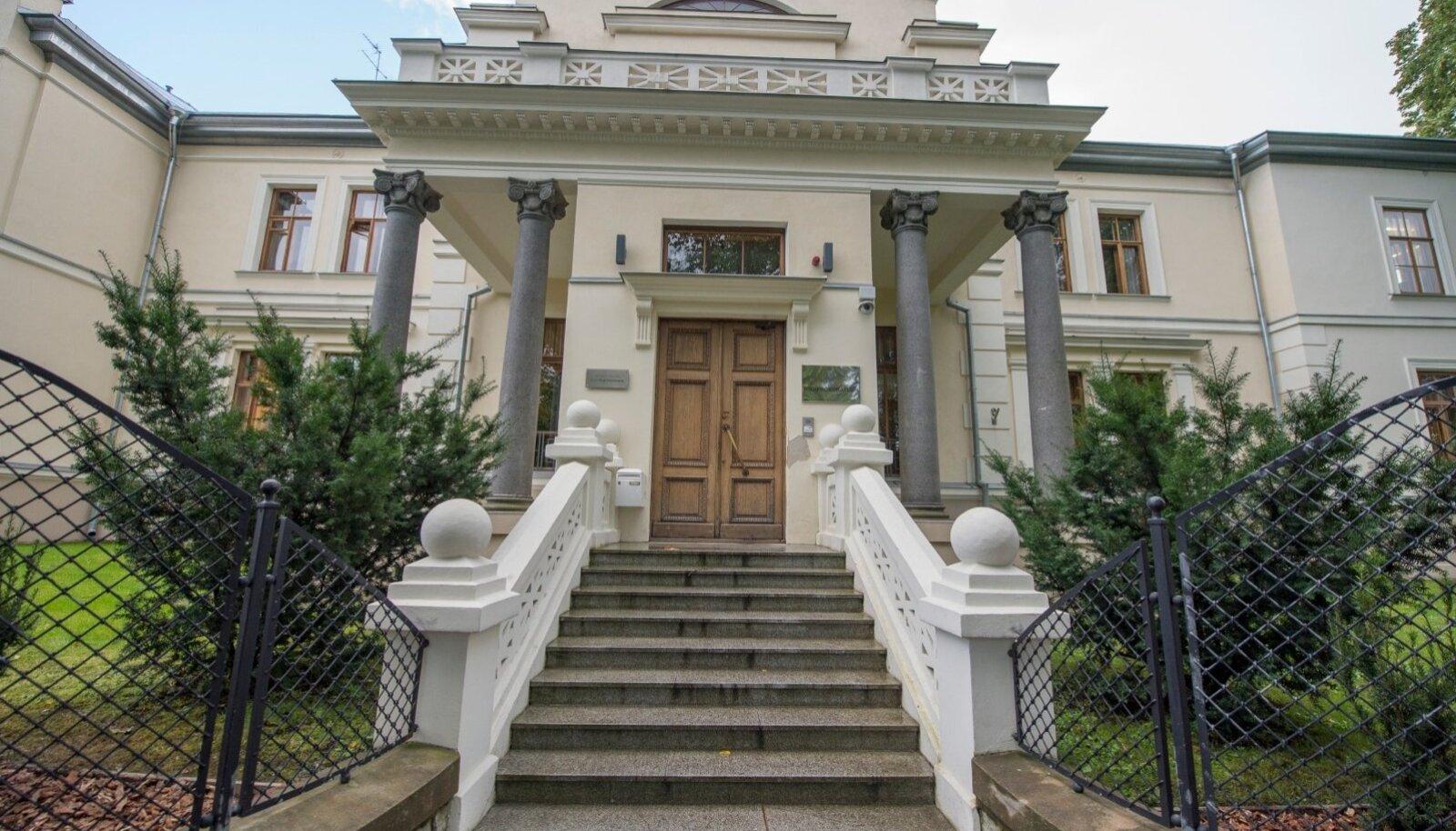 Riigiprokuratuuri hoone Tallinnas