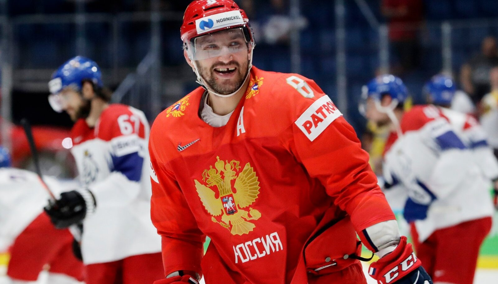 Ice Hockey World Championships - Third Place Play-Off - Russia v Czech Republic