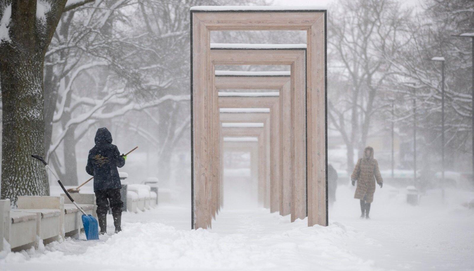 Lumeuputus Tallinnas