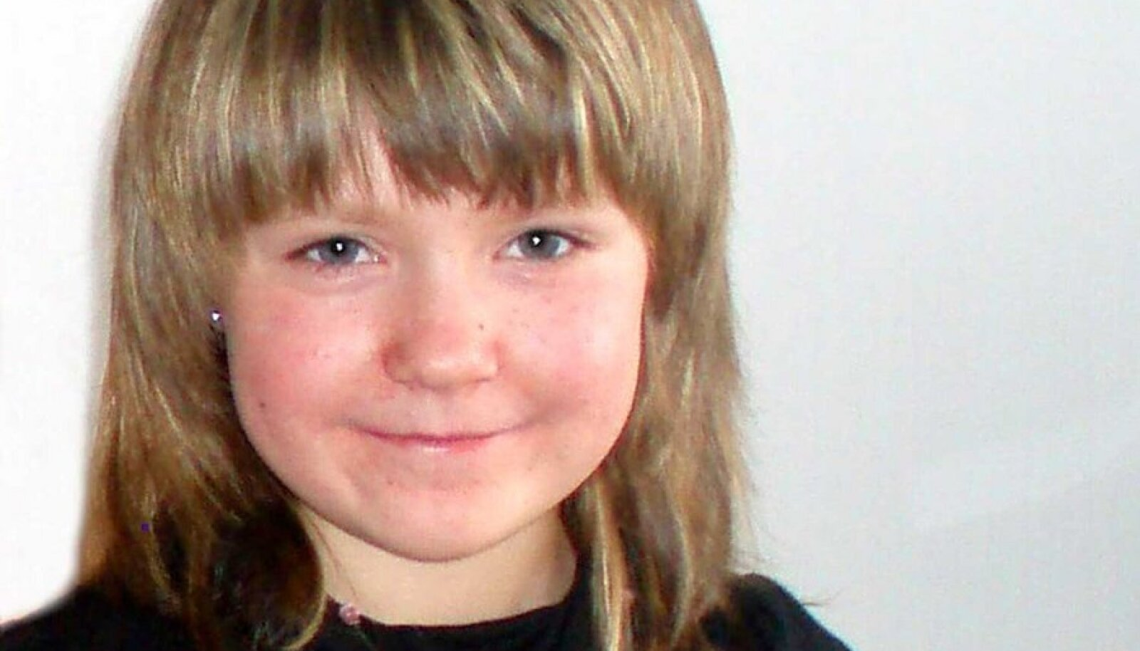 Kogu riik leinab: Narva koolitüdruk Varvara Ivanova oli krapsakas ja elav laps. (erakogu)
