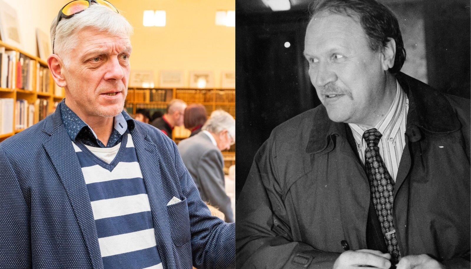 TARAND VS HELME: Indrek Tarand oli välisministeeriumi kantsler ajal, mil Mart Helme oli suursaadik.