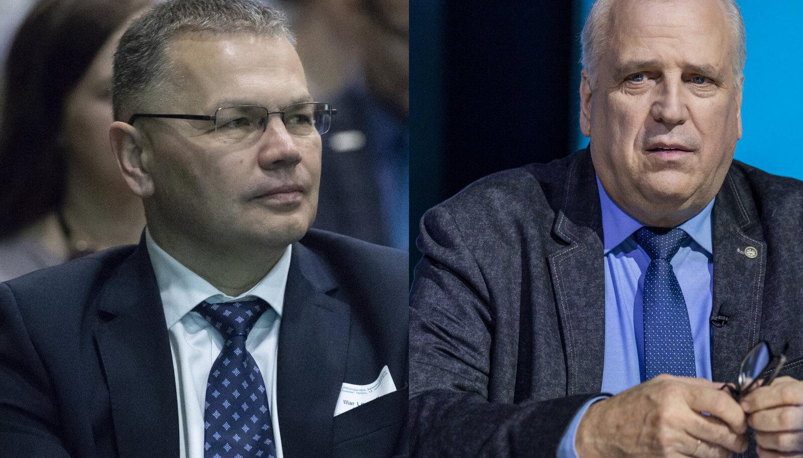 Katri Raik: kas minister Repsi sõnade taga on diil, et lahkuvad nii Järvik kui ka Lemetti?