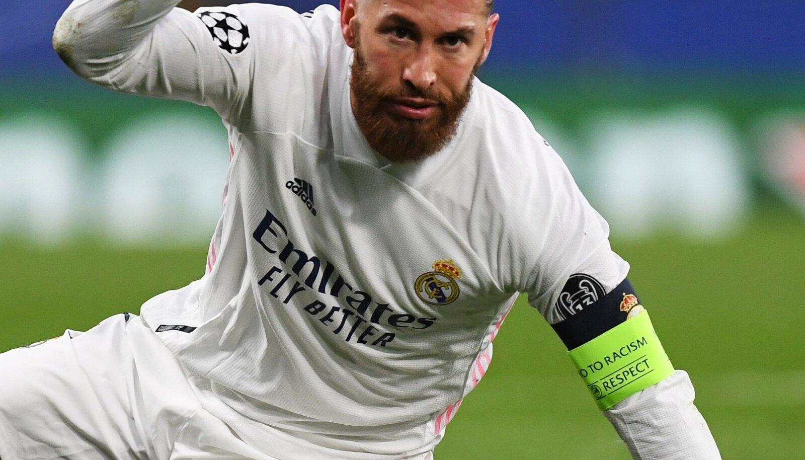 Sergio Ramose tulevik on jätkuvalt lahtine.