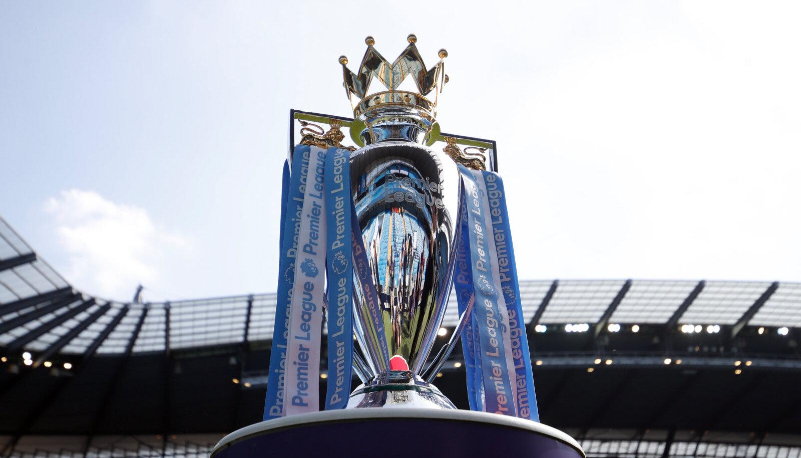 Premier League'i karikas.