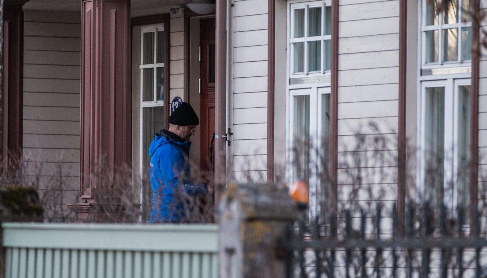 Mati Alaver vabandas, et pole praegu valmis Eesti Päevalehele intervjuud andma.