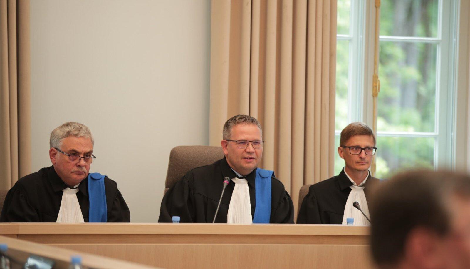 Arutelu riigikohtus