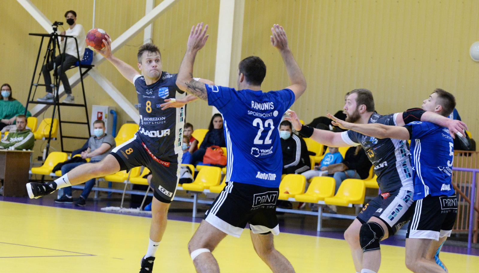 Balti liigas on Kehral seni kaks võitu ja kolm kaotust. Leedu meistri Šviesa vastu on viskel Indrek Normak.