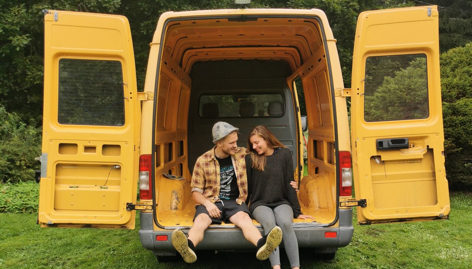 Miina Mariette, Joosep ja nende matkabuss