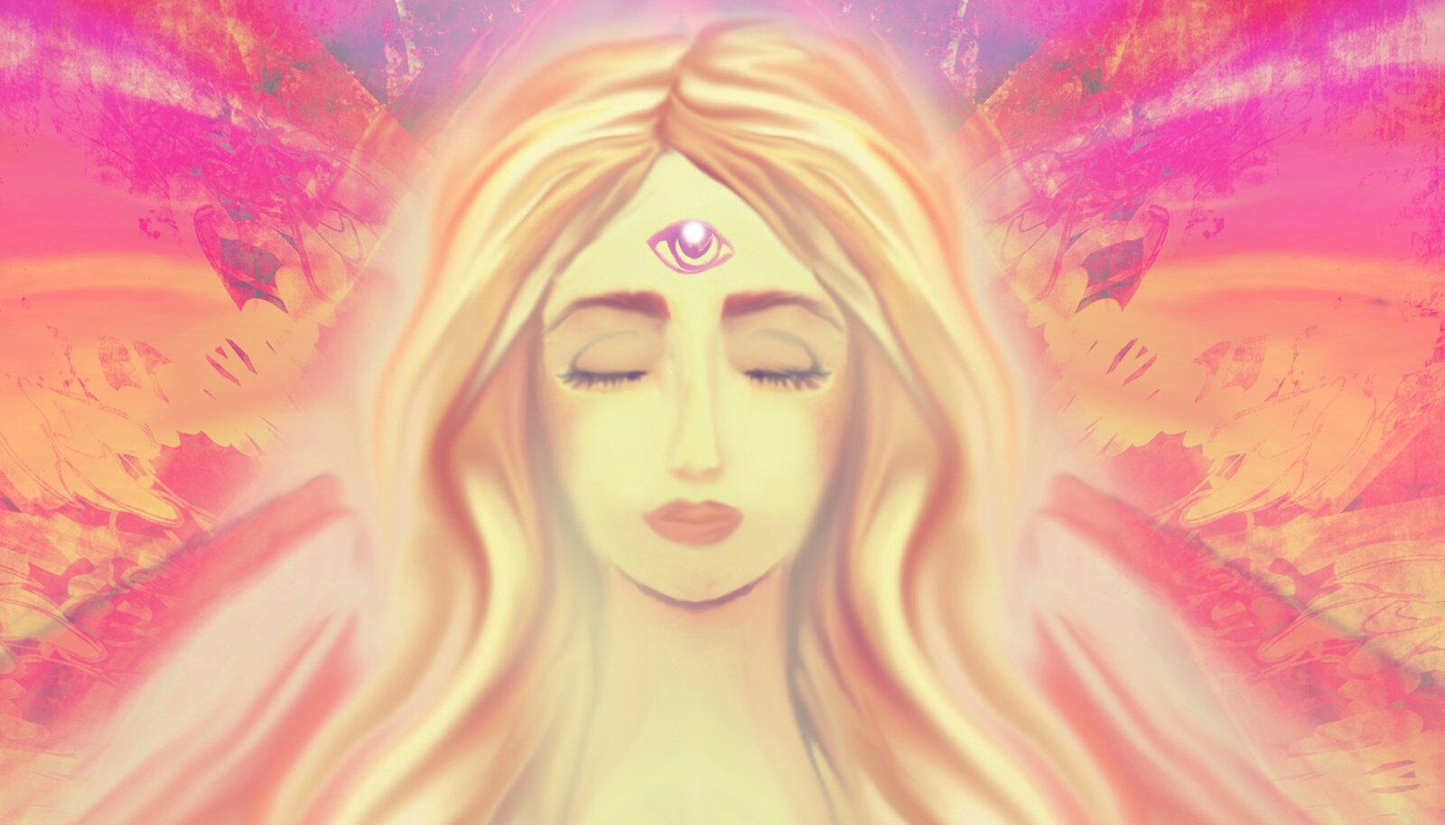 Pea-tasand on ego jaoks turvaline. Südame-tasand pehmendab ego. Hinge-tasand lahustab ego