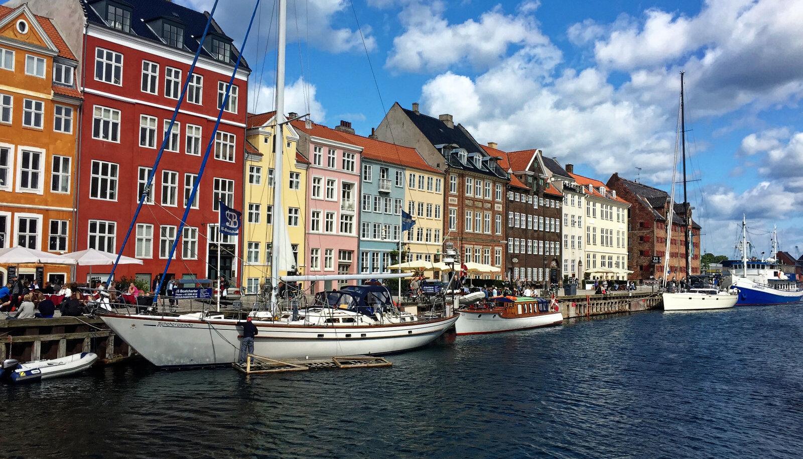 Kopenhagen, Taani