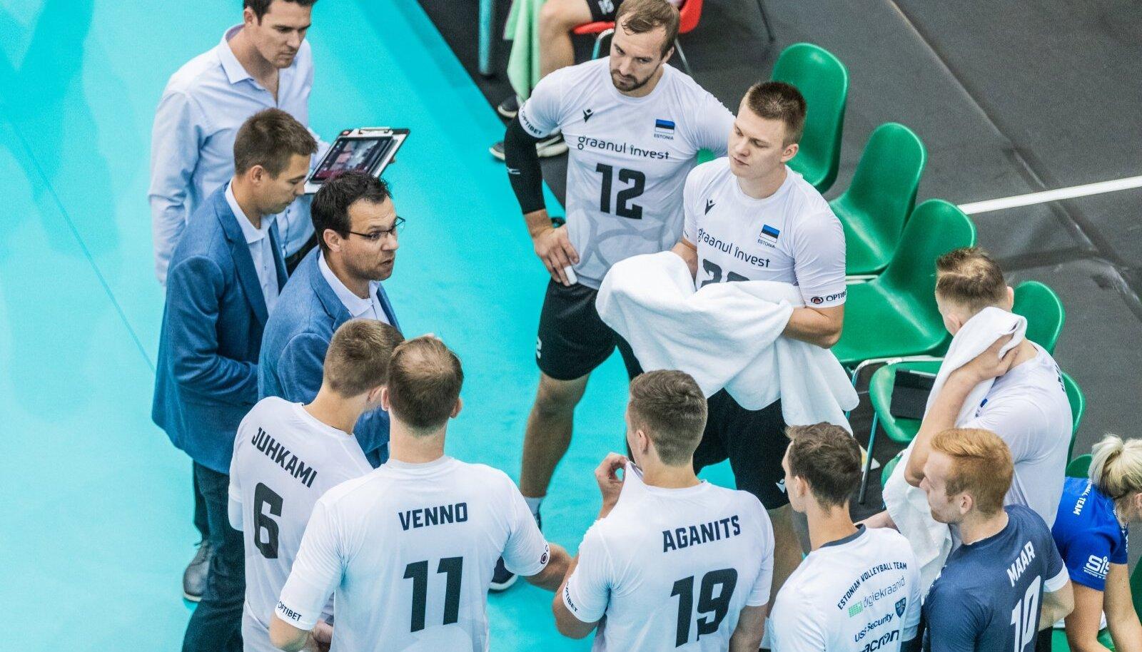 Eesti-Läti võrkpall