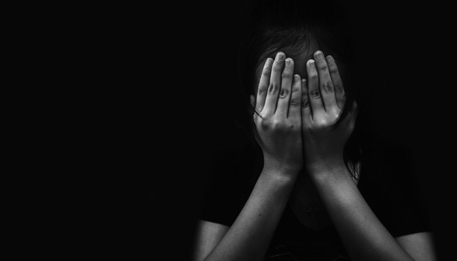 Eesti noored kannatavad depressiooni ja ärevuse käes