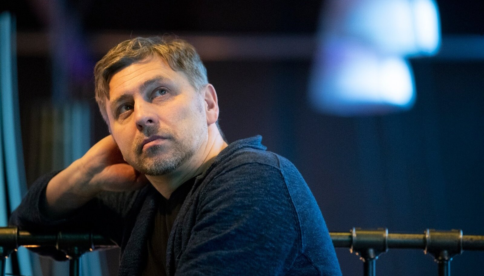 Vaba Lava järgmise hooaja kuraatori tutvustus, Marius Ivaškevičius