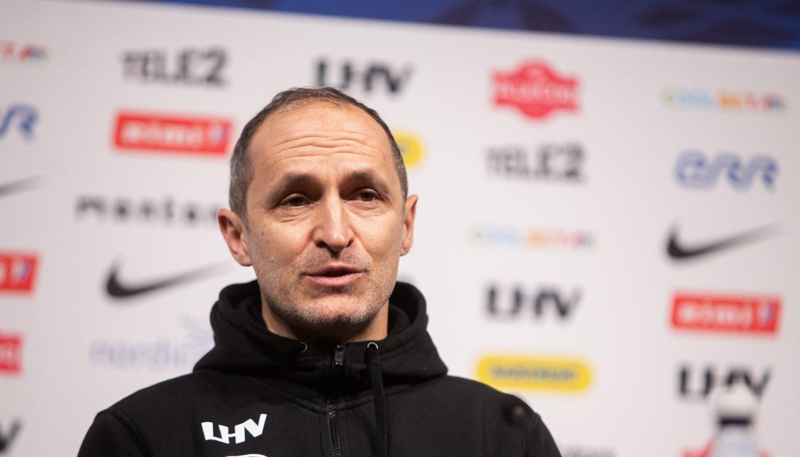 Thomas Häberli avaldas kolmapäeval jalgpallikoondise nimekirja.