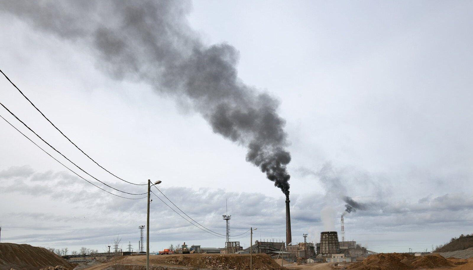 Pärast eriolukorra lõppu hakkab tööstus ja sellest tulenev kasvuhoonegaaside heitkogus kiiresti taastuma.