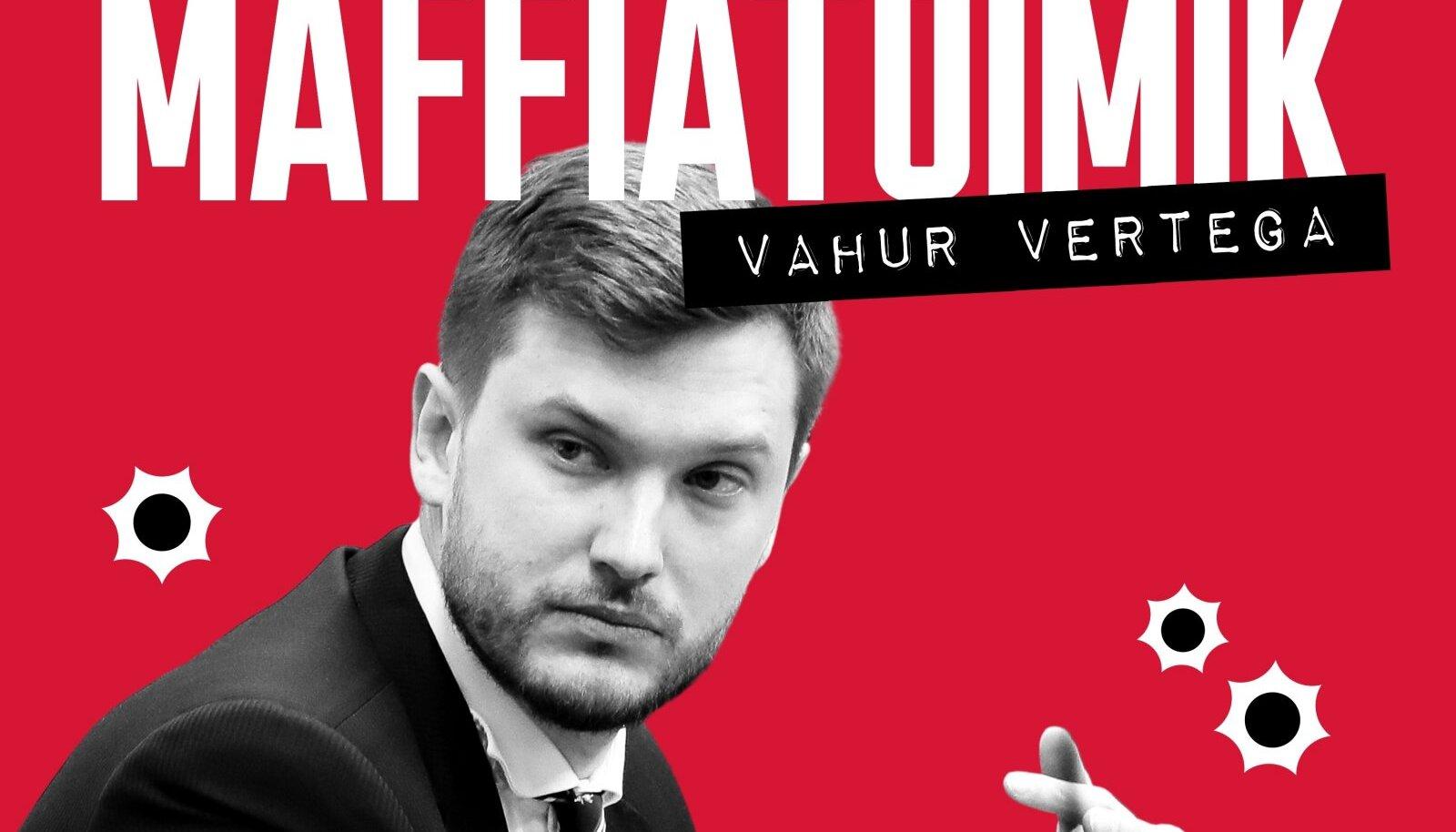 Riigiprokurör Vahur Verte.
