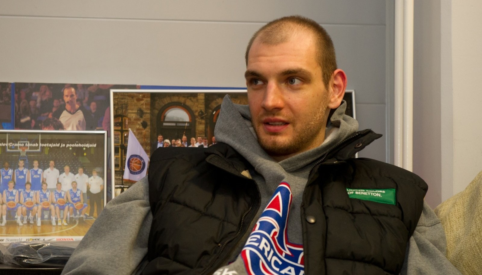 Vlad Moldoveanu- Kalev/Cramo korvpallur