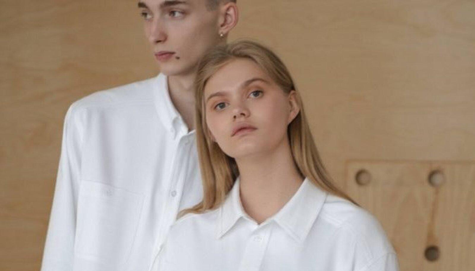 Коллекция NNedre - одного из российских брендов, которые производят одежду по принципу устойчивости