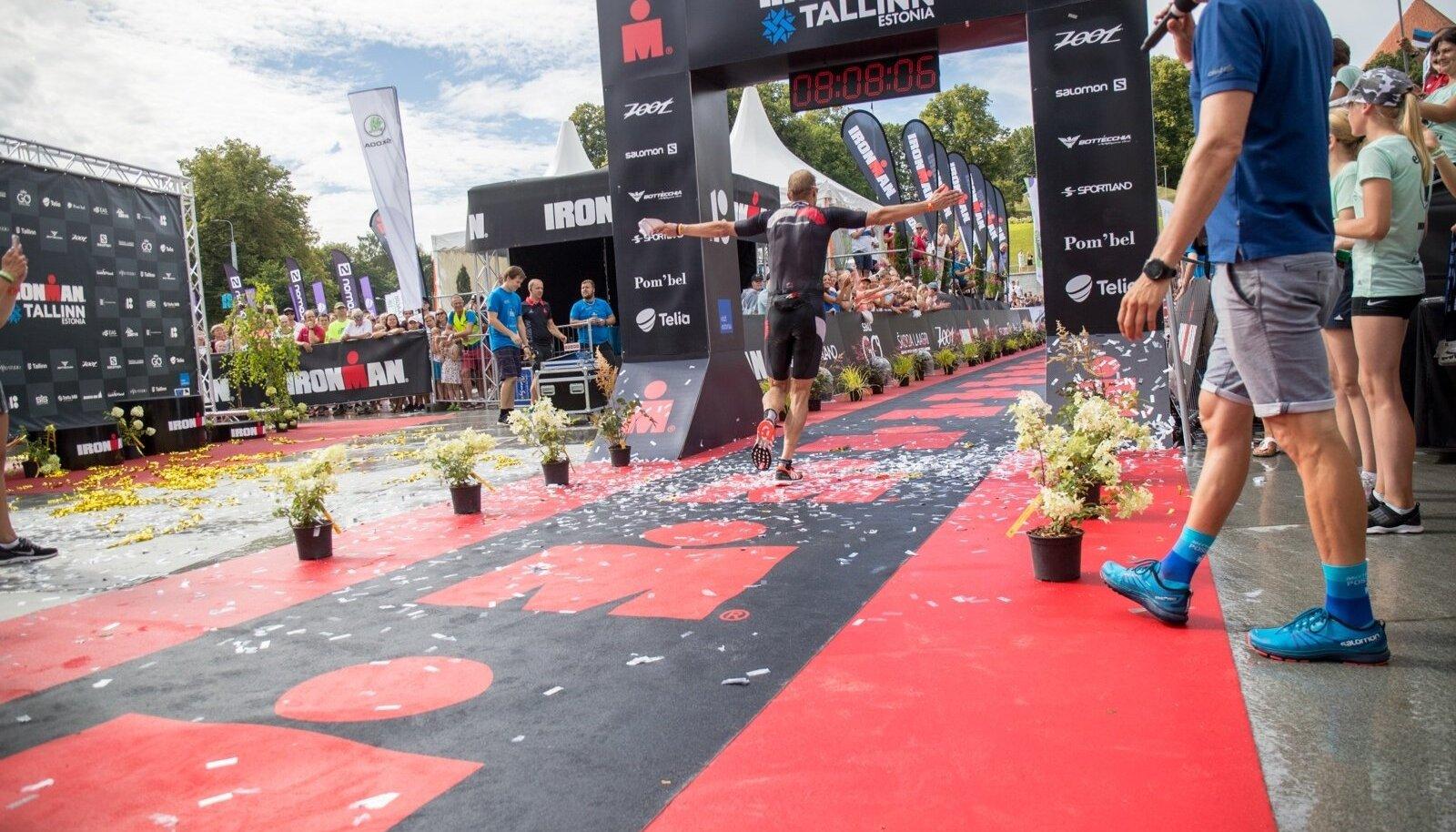 Ironman Tallinn 2018.