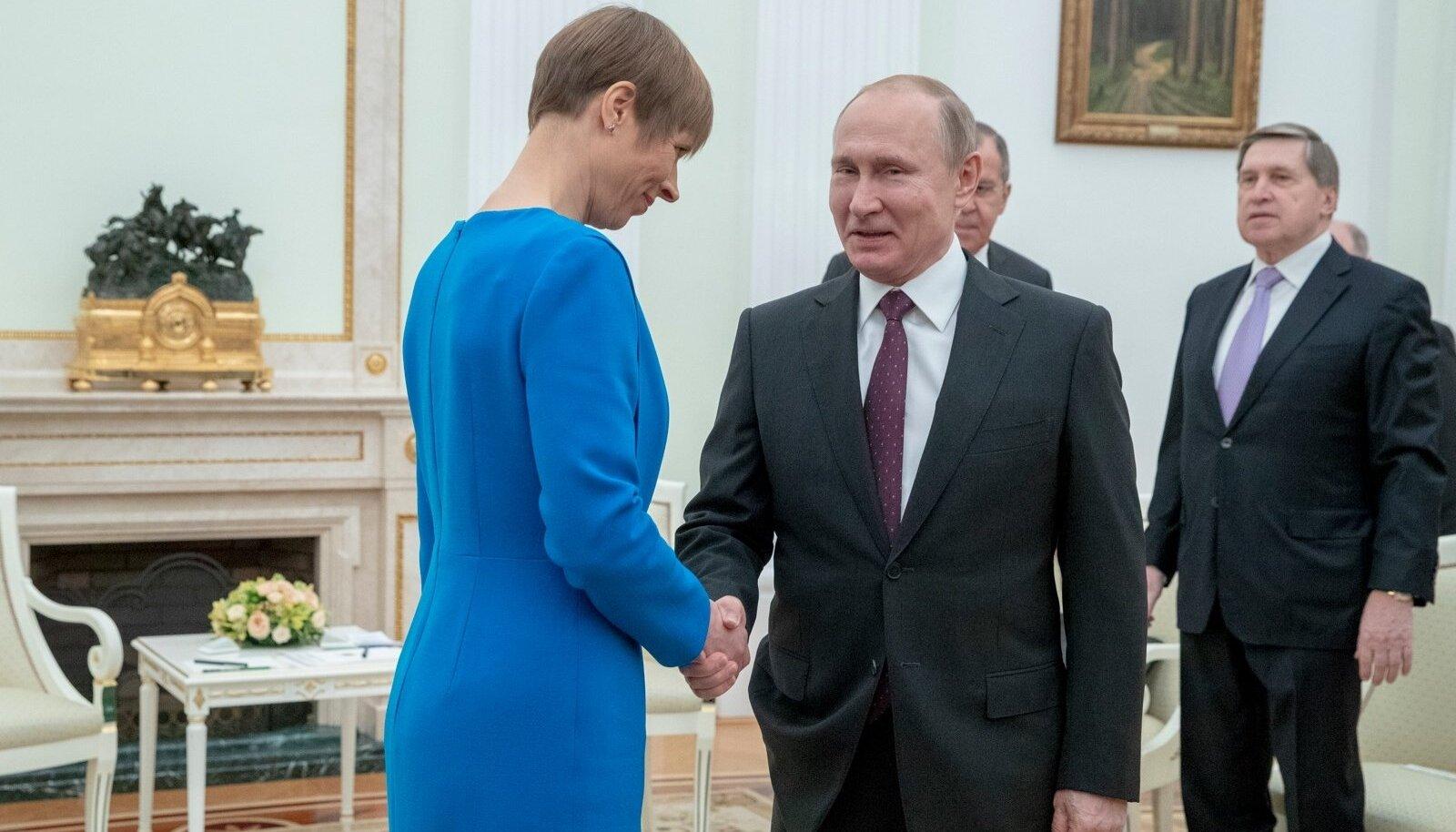 Dmitri Klenski: Putini visiit Tartusse tuleks vene kaasmaalaste arvel. Nõudku vähemalt vene kooli säilitamist!