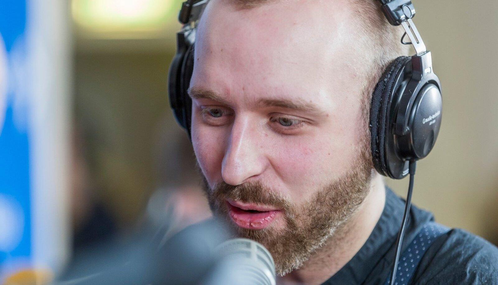 2018 Eesti Laulu esimese poolfinaal
