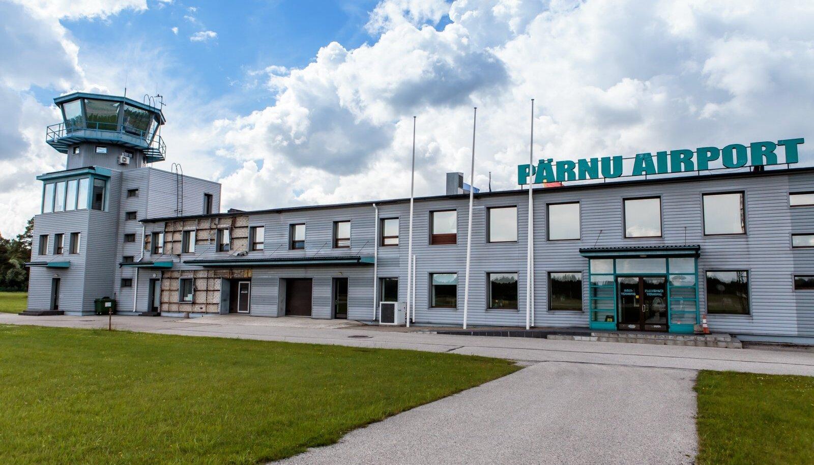 Pärnu lennuväli