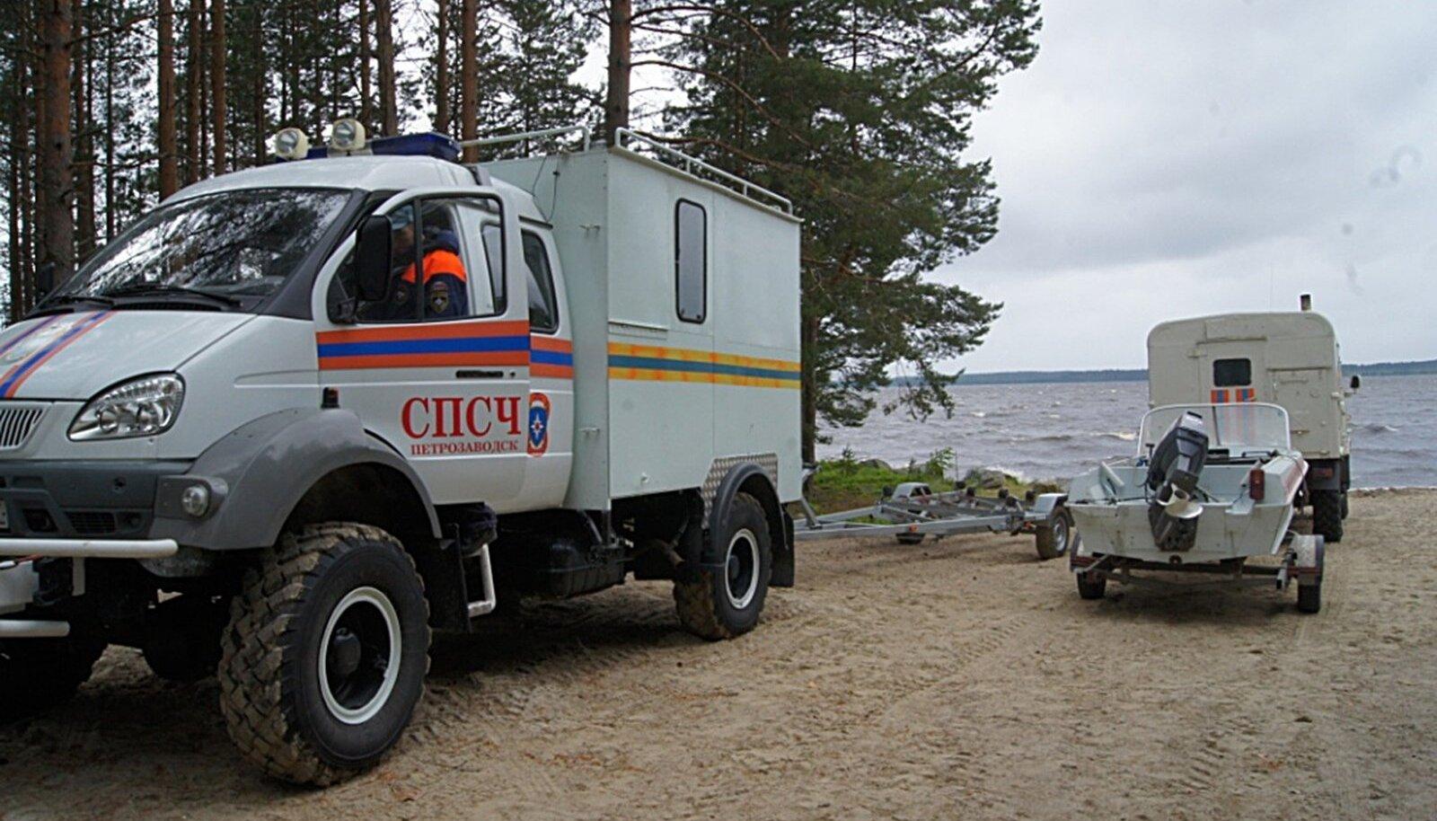 Children die in Karelia during boating trip