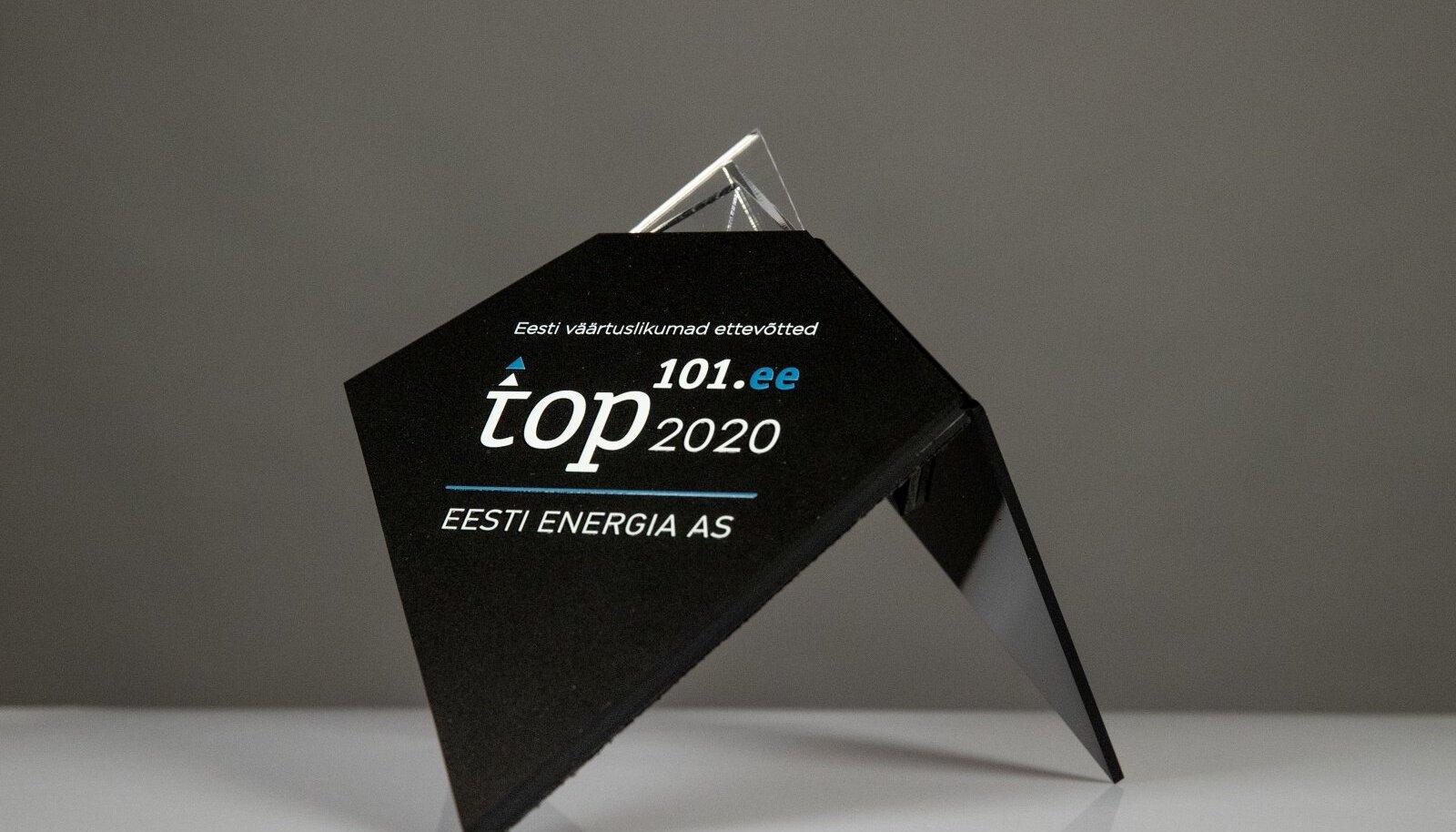 TOP101 Väärtuslikumat Ettevõtet