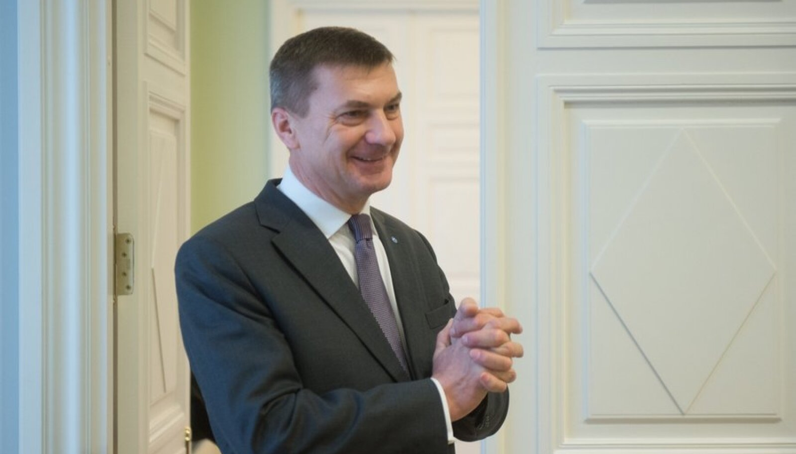 Peaminister Andrus Ansip