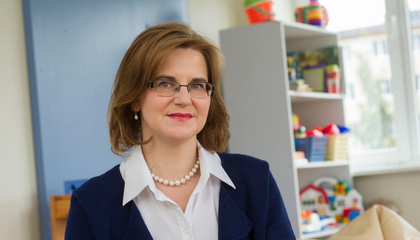 Soolise võrdõiguslikkuse ja võrdse kohtlemise volinik Liisa Pakosta