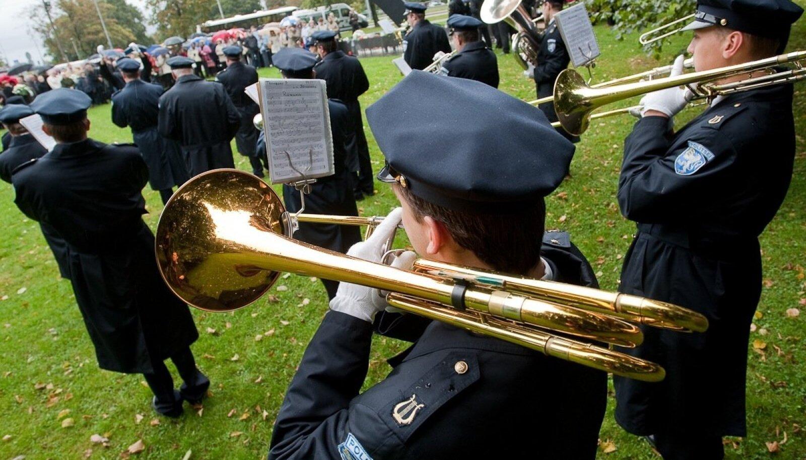 Politseiorkester.