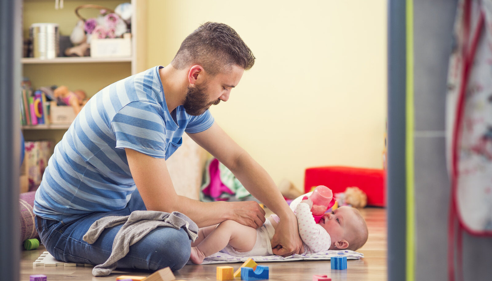 Ameerikas maksab ühele lapsele mähkmete muretsemine umbes 80 dollarit kuus