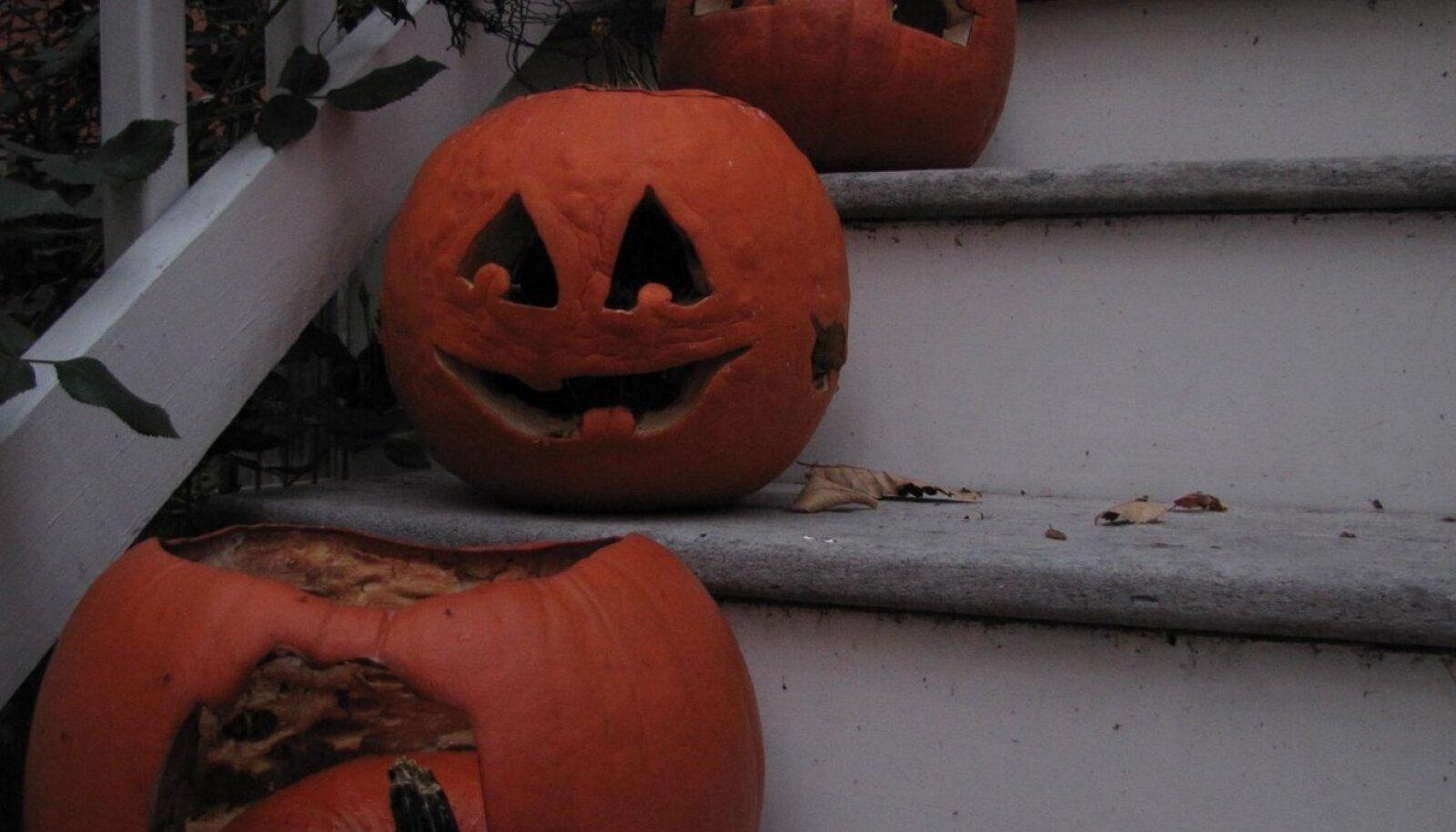 USA, Halloween, Washington, St.Louis ja Detroit