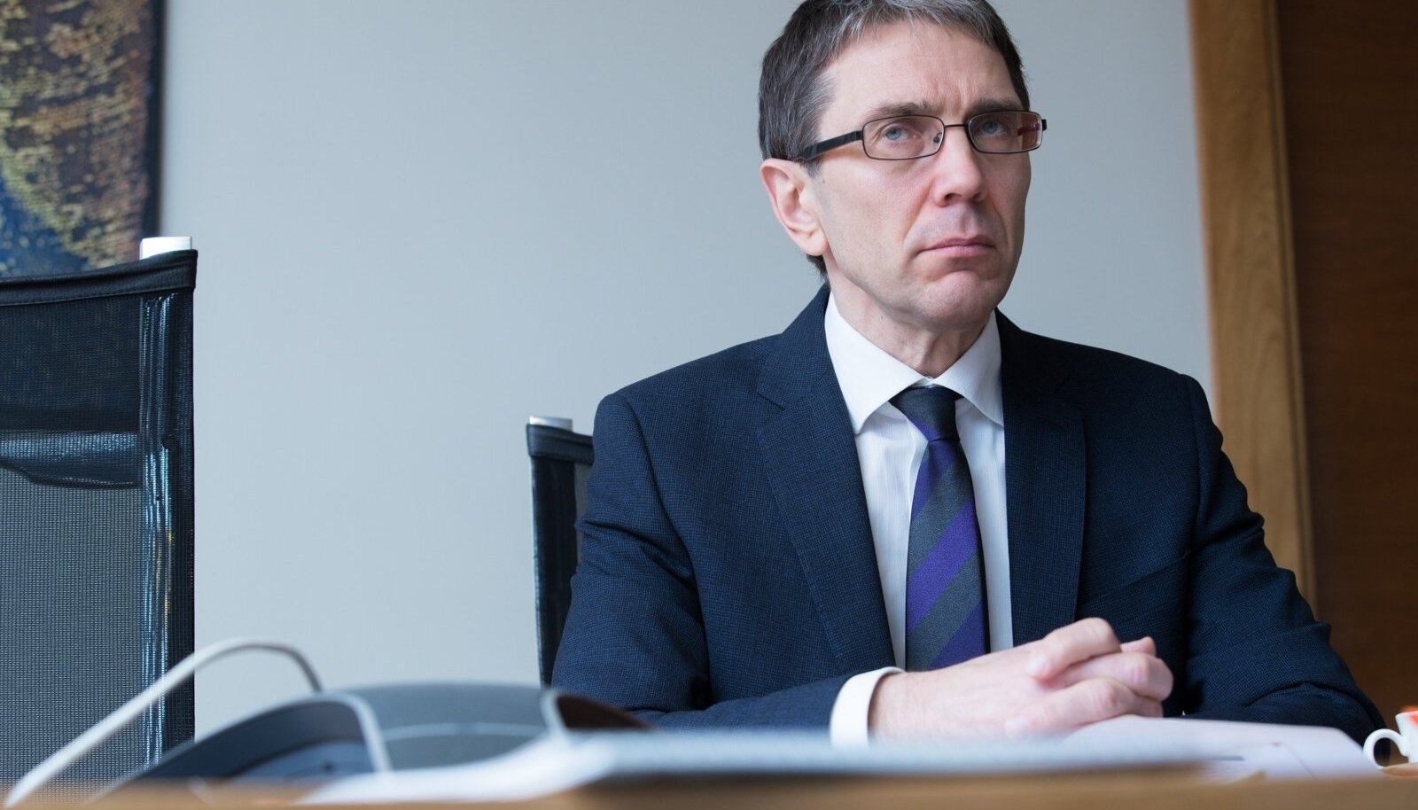Tõnu Mertsina on Eesti majanduse suhtes varasemast optimistlikum