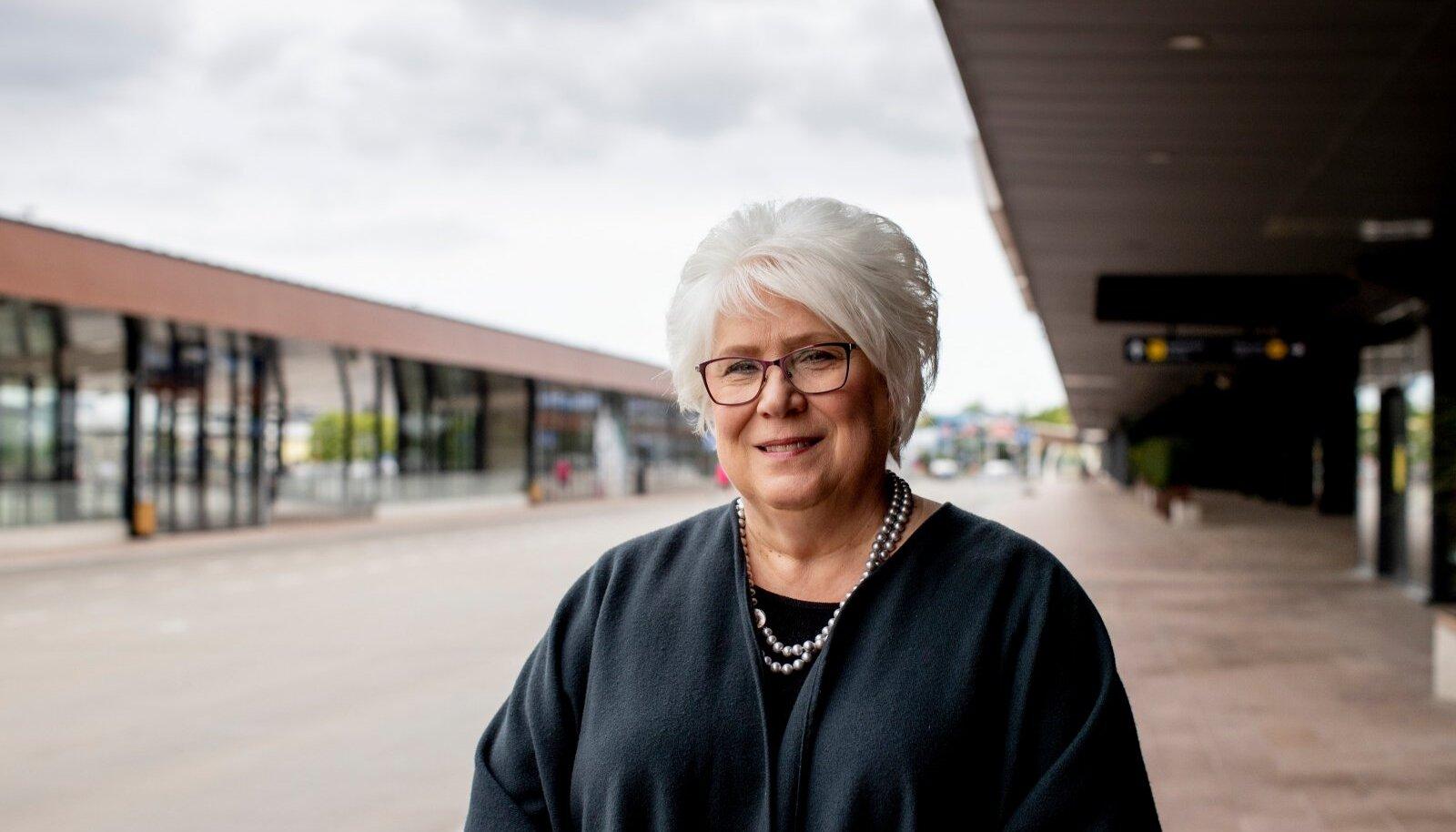 Marina Kaljurand ei kandideeri sügisel ei kohalikel valimistel ega ka presidendivalimistel.