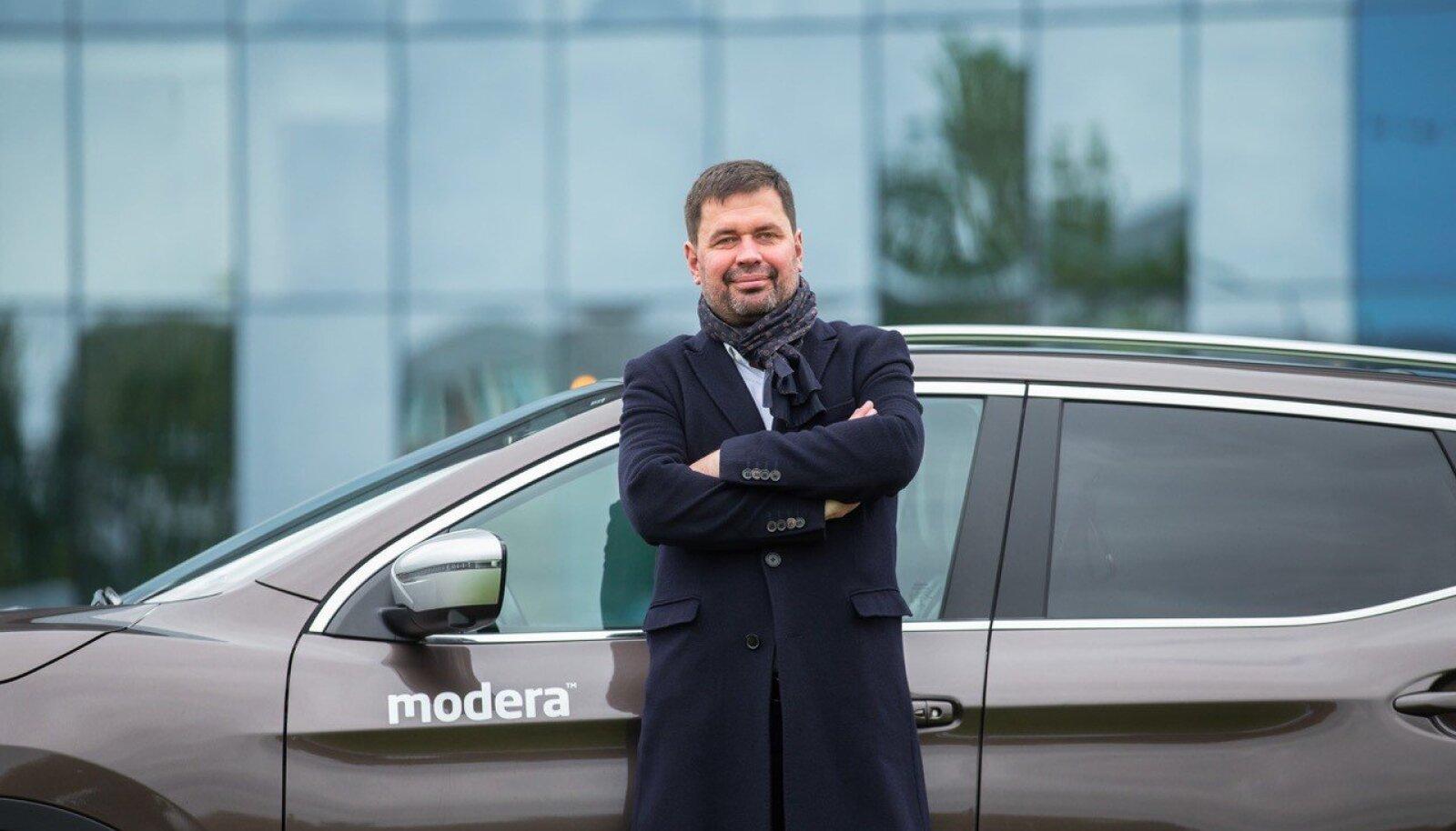 Modera juhi Raido Toonekurgi sõnul näitab ülemärkimine, et autotööstuse digitaliseerimine on vajalik.