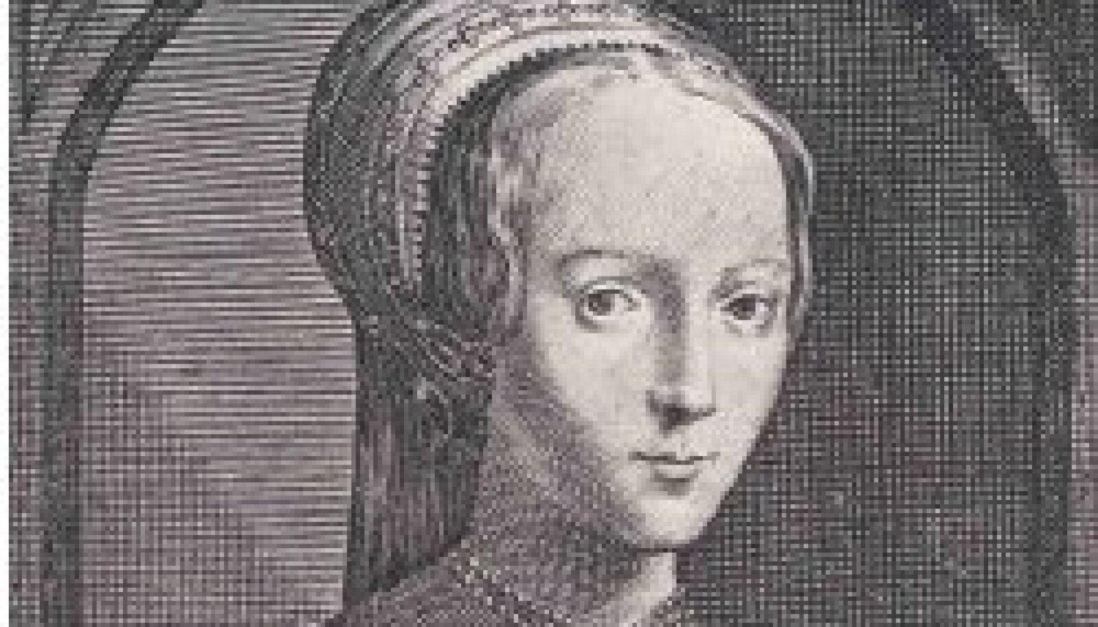 Jane Grey portree