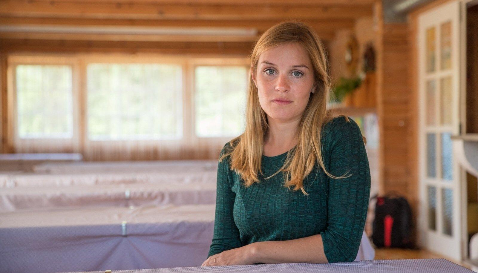 Sotsiaaltöötaja Kadri-Ann Lee tahab, et noortel oleks koht, kuhu sõltuvusprobleemiga vabatahtlikult minna. Praegu Eestis sellist võimalust veel pole.