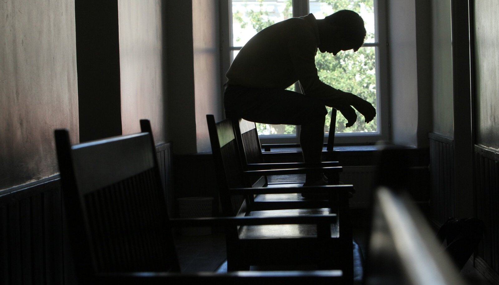 Kiusamine võib viia igasuguse motivatsiooni kooliteed jätkata. Pilt on antud loole illustreeriv.