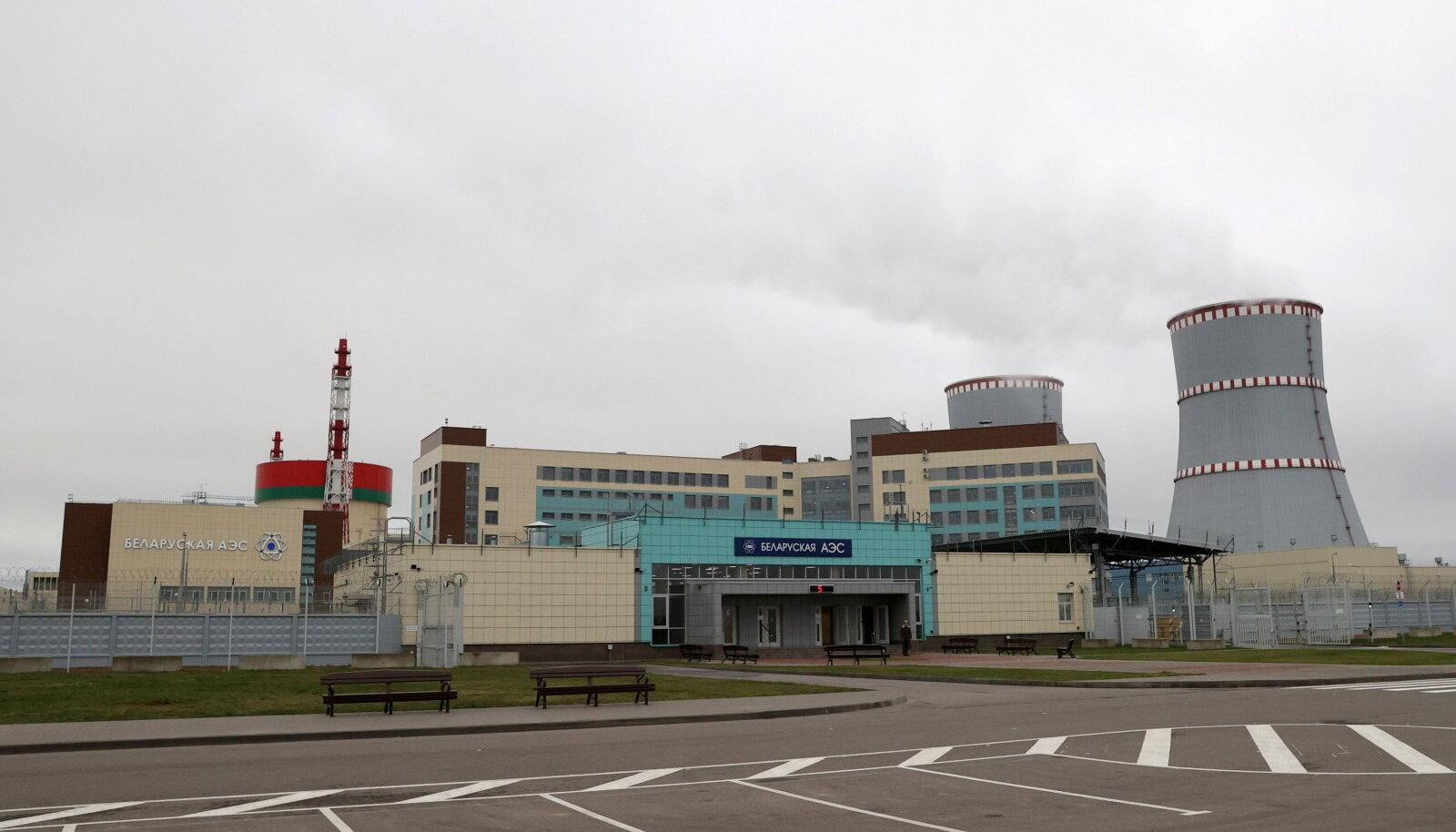 Astravetsi tuumaelektrijaam