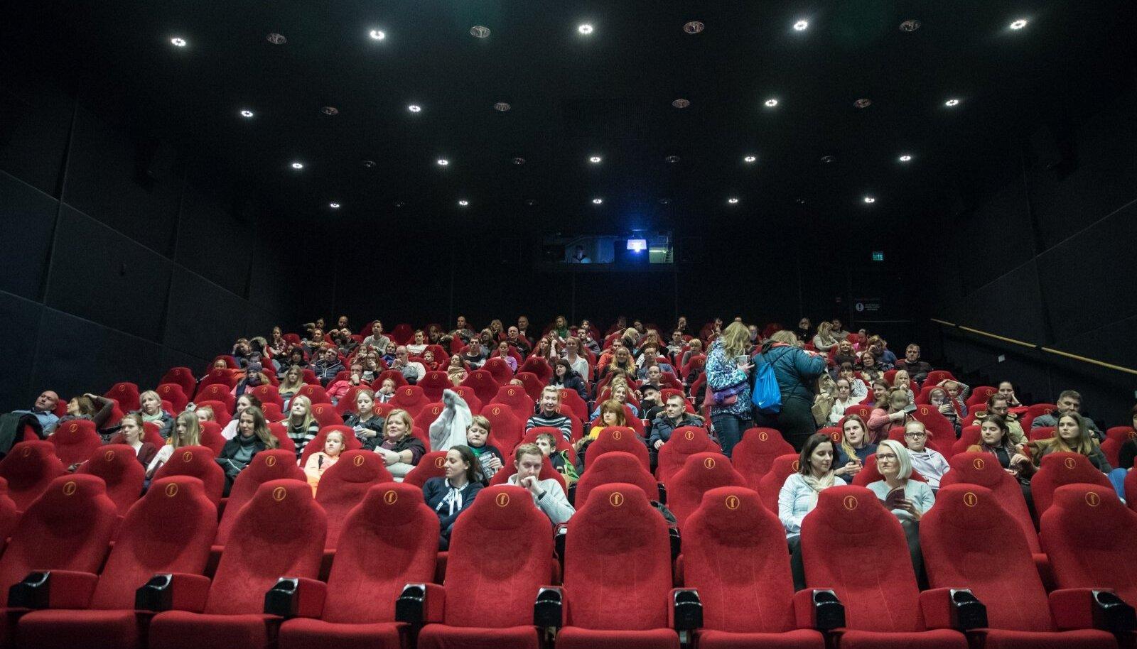 Kino peab hakkama tõendeid kontrollima, sest terve kino peale võib ilma tõendita olla ainult 50 inimest.