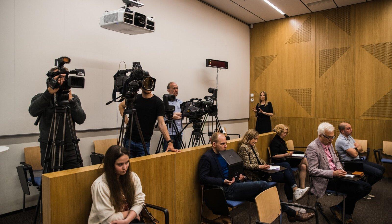 Valitsuse pressikonverents 04.06.2020