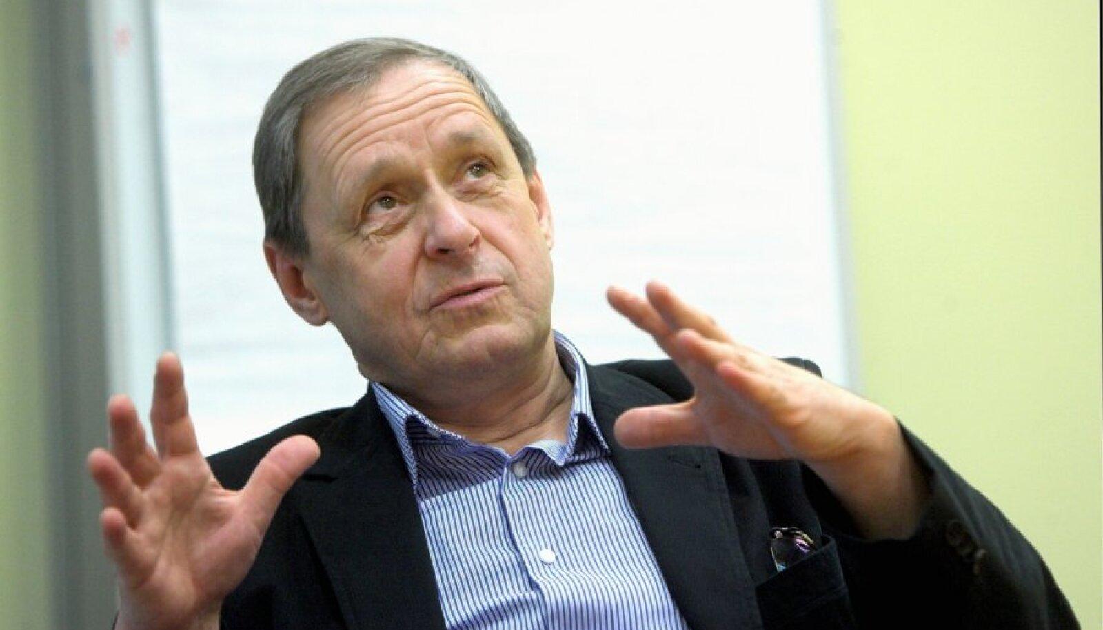 Mati Heidmets – Tallinna ülikooli professor