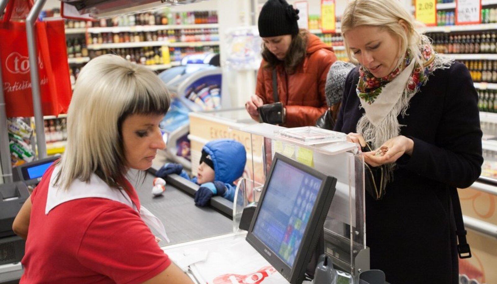 Lätlasi tabasid jaanuari alguses mitmed hinnaüllatused